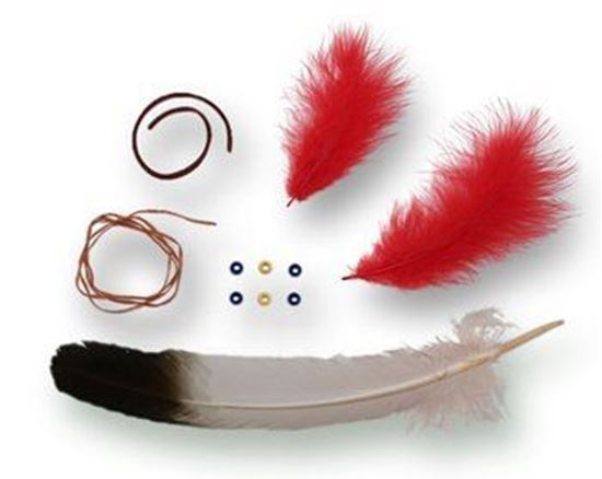 Picture of Arrow of Light Honor Feather Kit